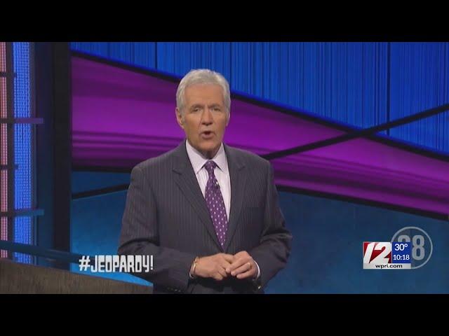 "Sentimental video tribute closes Trebek\'s final \""Jeopardy!\"""