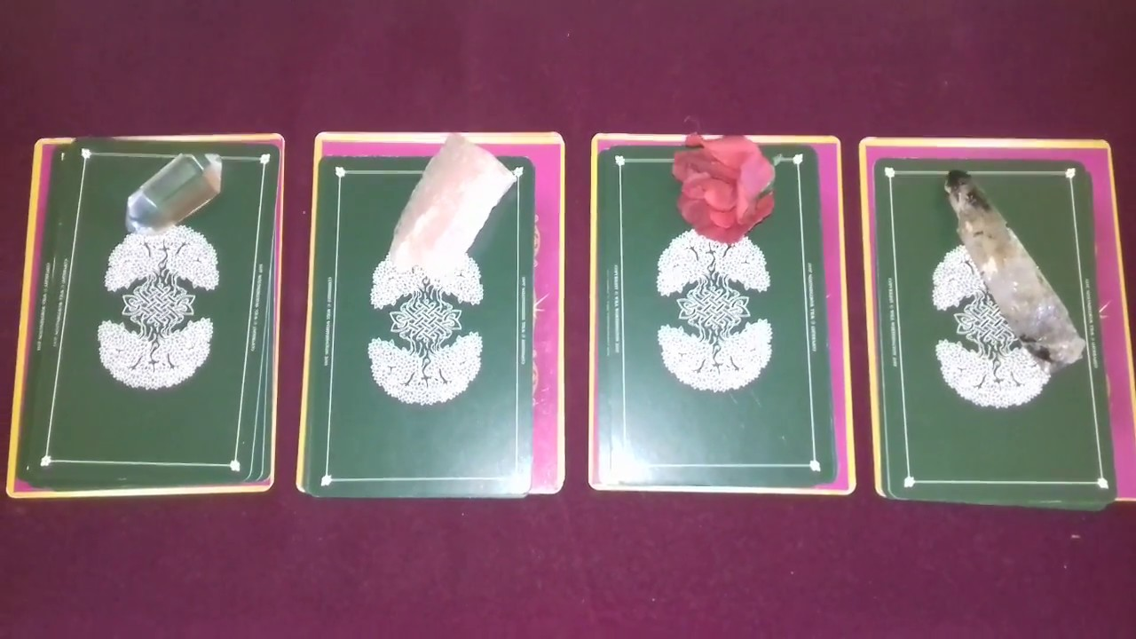 Pick A Card Reading