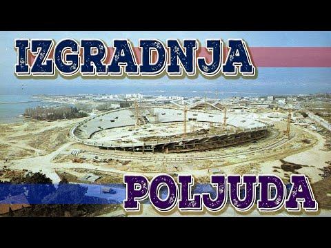 ing Boris Magaš - stadion Poljud, Split, Hrvatska