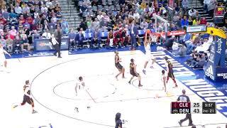 3rd Quarter, One Box Video: Denver Nuggets vs. Cleveland Cavaliers