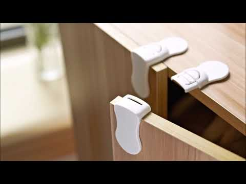 Cabinet Child Safety Lock Installation Services| Eppley Handyman Services 402-614-0895
