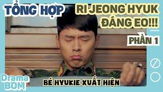 Đại uý Ri Jeong Hyuk - Tổng hợp các cảnh đáng iu   Part 1 [ep 1-7]