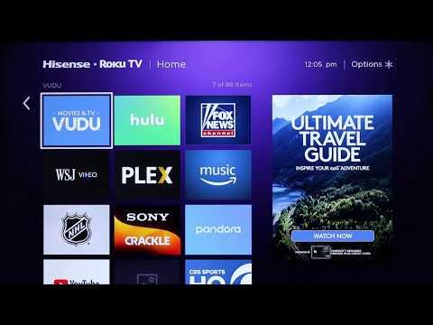 "Review: Hisense R6 Roku TV 50"" 4K HDR"