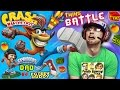 CRASH BANDICOOT BATTLE MODE TWINS! Skylanders Dad vs. FGTEEV Duddy (The Crate Master Champion is...)