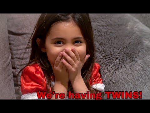 WE'RE HAVING TWINS!!