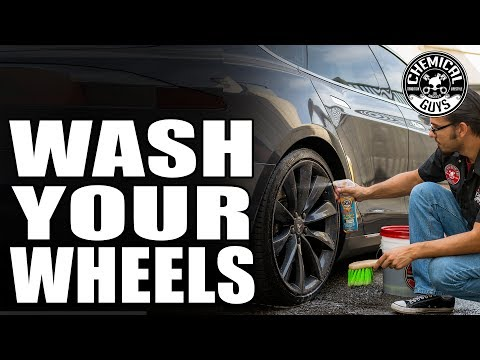 How To Shine Your Wheels! - Chemical Guys Car Care