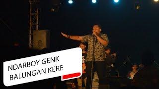 Download lagu NDARBOY GENK - Balungan Kere, live at Tebing Breksi