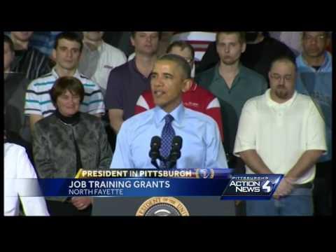 Obama, Biden announce $600M for job grants