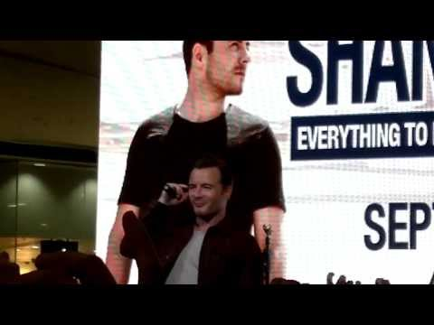 Shane Filan - About You (Live In Manila)