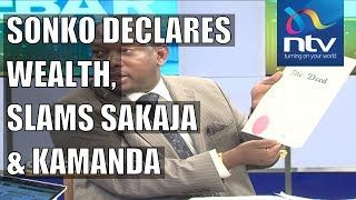 Governor Sonko answers accountability questions, source of wealth || Sidebar