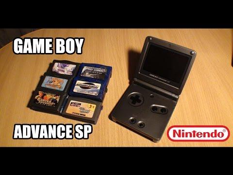 Game Boy Advance SP! (Обзор. Игры. Впечатления)