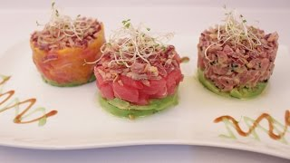 Tuna Tartare 3 Ways | Not Chef Ryan Cooking Show