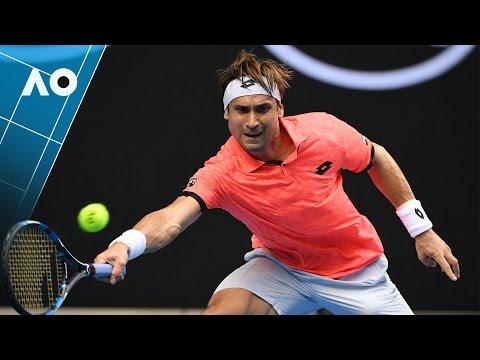 Jasika v Ferrer match highlights (1R) | Australian Open 2017