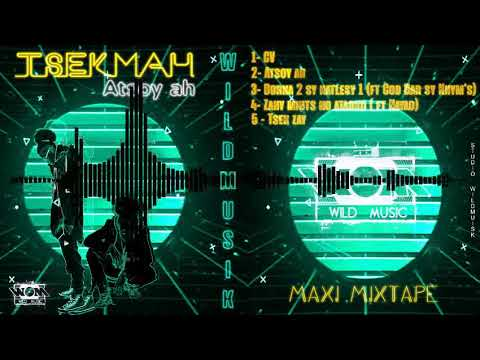 TSEKMAH _ BORKA 2 SY KATLESY RAY (Feat COD BAR, KHYM'S) (Mixtape) Audio