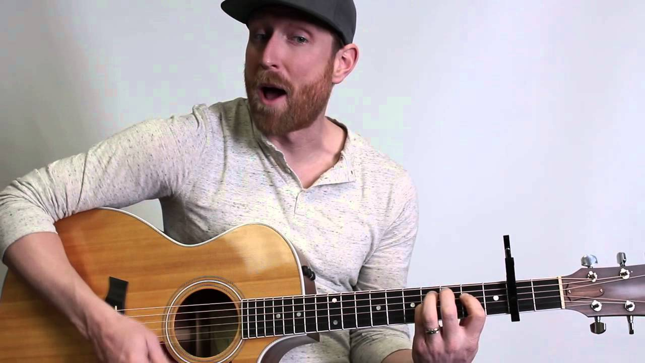 Hillsong Live Glorious Ruins Acoustic Tutorial Youtube