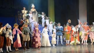 Золушка Театр Оперетты Финал Добрый жук