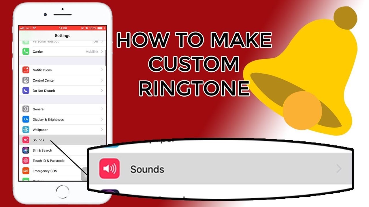 how to add ringtones to iphone without itunes how to get ringtone for iphone x 8 7 6 5s for free 20740