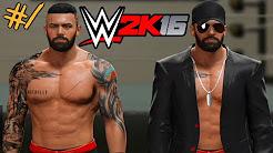 Auf rille zum Titel WWE 2k16