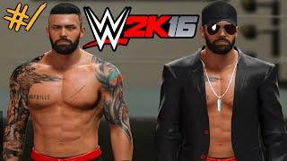 WWE 2K16 : Auf Rille zum Titel #1 [FACECAM] - EL RILLE IST ZURÜCK !!
