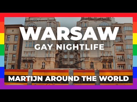 GAY WARSAW Travel Guide