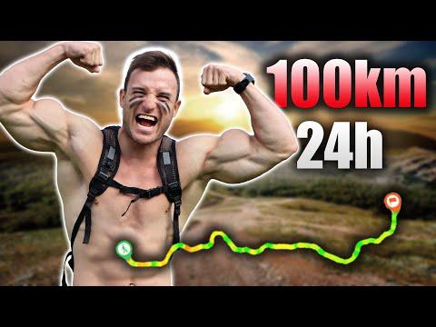 100km in 24h HÖLLENMARSCH ohne Vorbereitung   Das Selbstexperiment   Sascha Huber