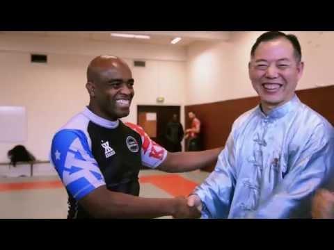 Kung Fu: Angles In Fightng Yi Quan vs Tai Chi - YouTube