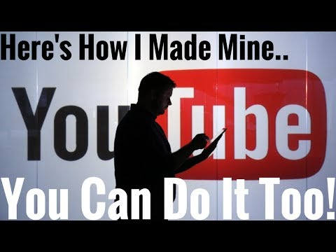 How To Start A Successful YouTube Channel!! Here's How I Did It & You Can Do It Too!!