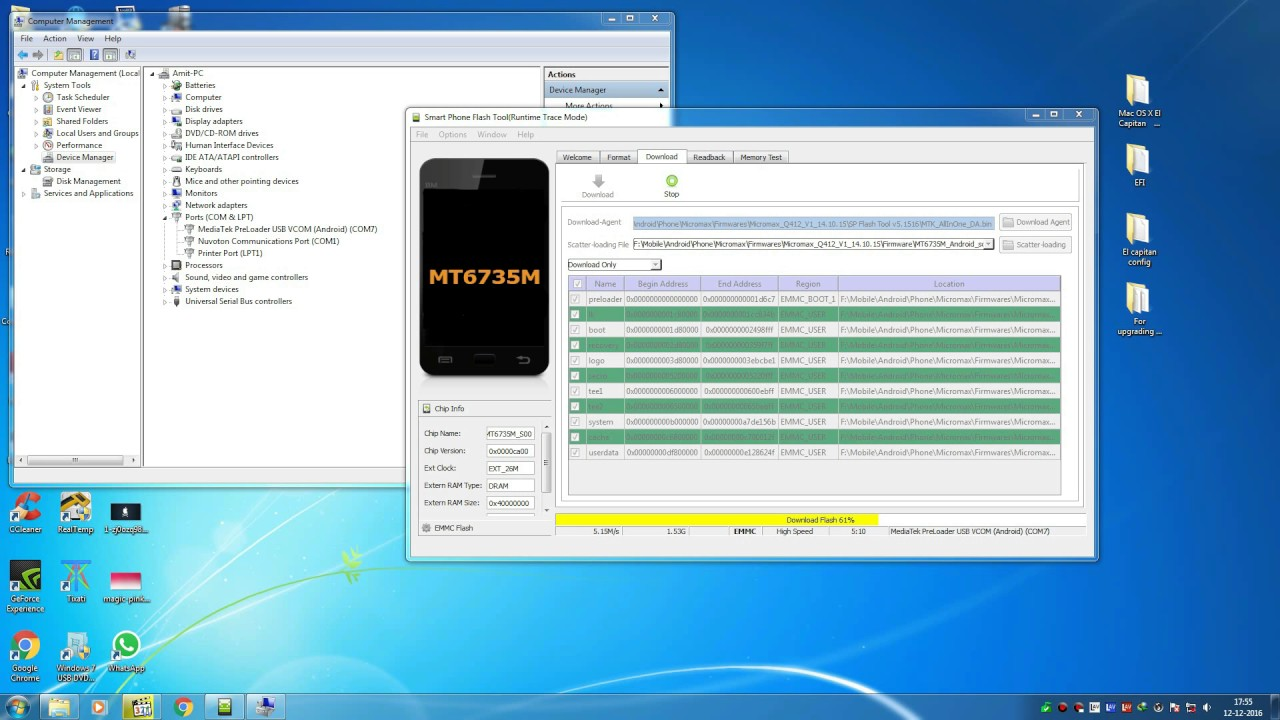 How To Flashing micromax q412   How To Flashing Smartphone