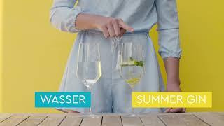Summer Gin - für Sommergefühle im Glas!