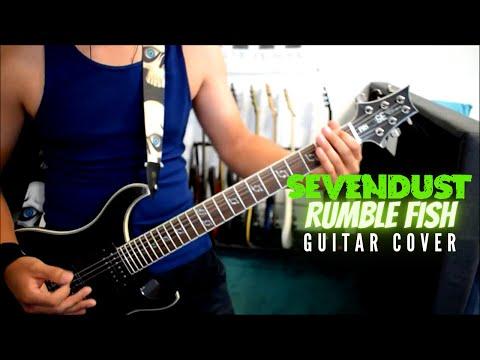 Sevendust - Rumble Fish (Guitar Cover)
