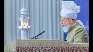 Muslim Migrants and Integration // Address to Guests at Jalsa Salana Germany 2018