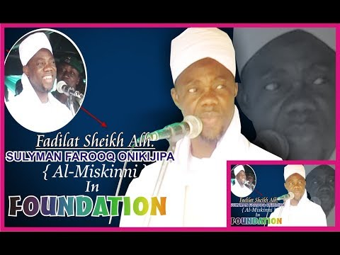 FOUNDATION BY AL MIKHI TELL US ABOUT THE CRITICAL WORD THAT HAPPEN IN NIGERIA