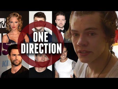 18 Famosos Que Han Insultado a One Direction