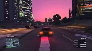 Grand Theft Auto V Chicken run trailer