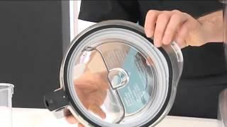 Блендер + фуд-процессор Cuisinart BFP603E видеообзор