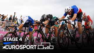 Giro d'Italia 2020 - Stage 4 Highlights | Cycling | Eurosport