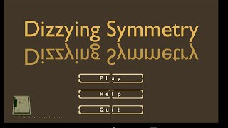 OUYA: Dizzying Symmetry: Thinking and drinking