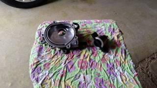Ремонт вакуумного насоса Mercedes-Benz W204 мотор M272