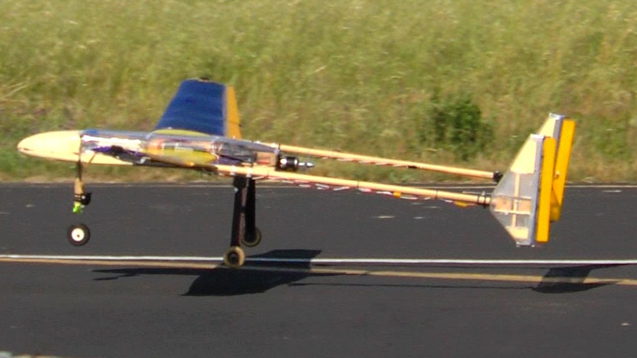 Experimental Rc Aircraft Can U0026 39 T Rotate