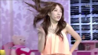 레인보우 (RAINBOW) [Tell me Tell me] @SBS Inkigayo 인기가요 20130217