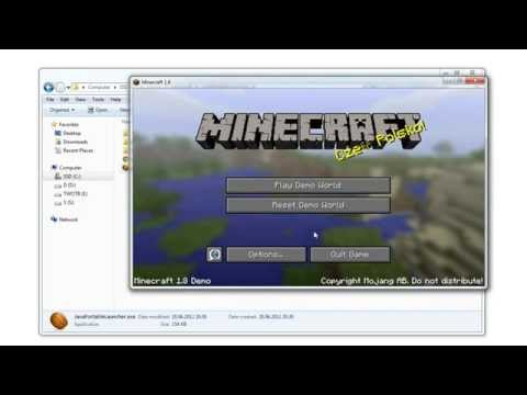Minecraft without Java - YouTube