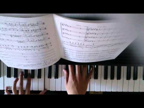 帰郷 ー混声合唱とピアノのためのー