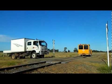 Track machines in Nevertire NSW