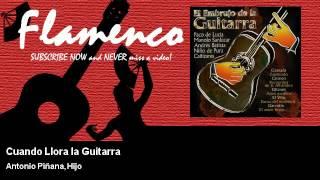 Play Cuando Llora La Guitarra