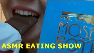 milk cream almond biscuit chocolate bars limited edition asmr eating show