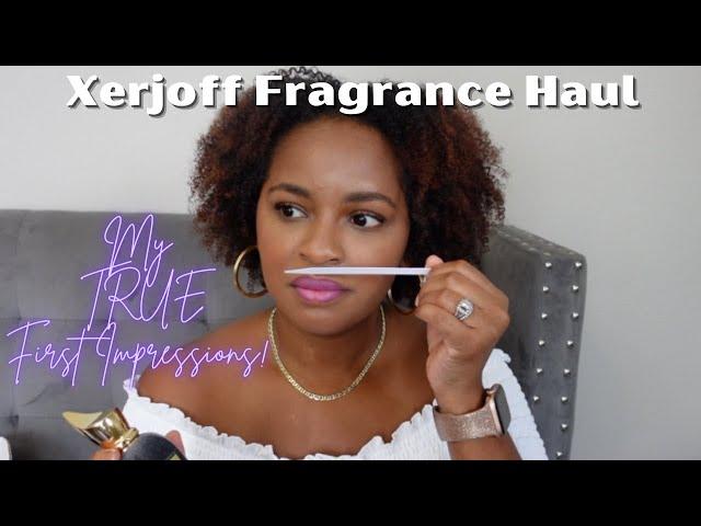 Xerjoff Haul & First Impressions   Luxury, Niche Fragrances