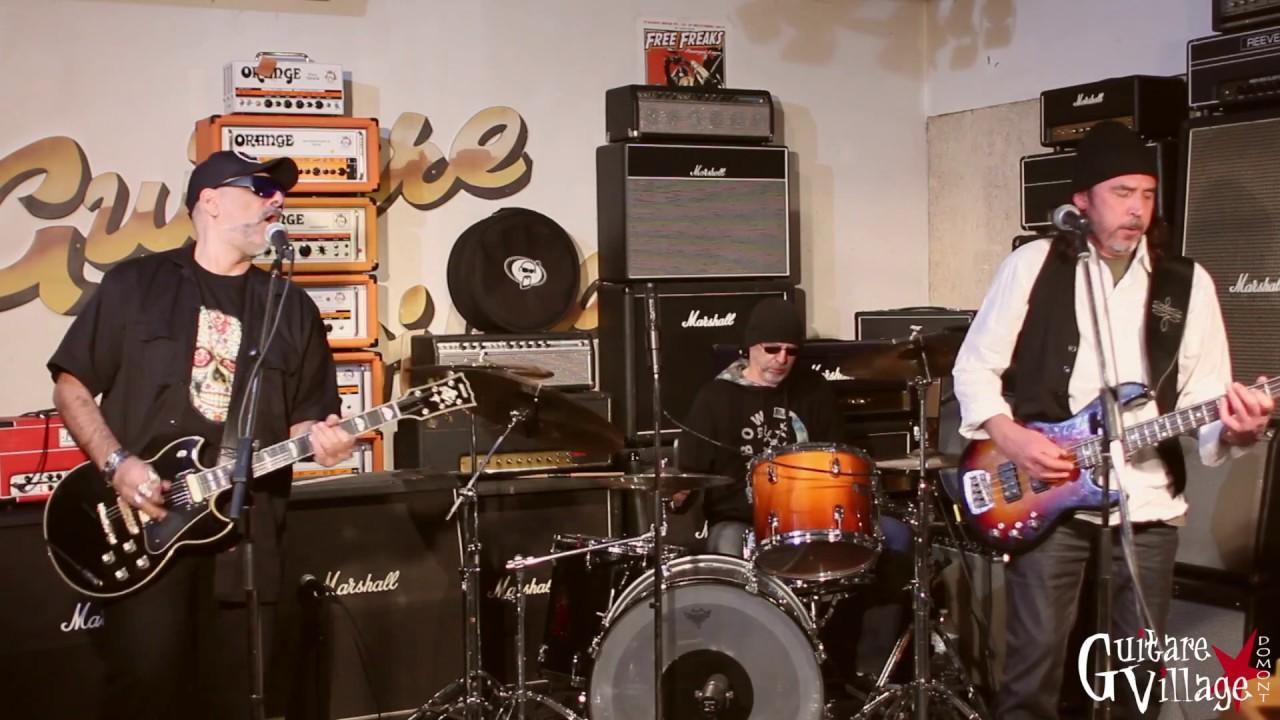 Cour Suprême live à Guitare Village - So Many Times - YouTube