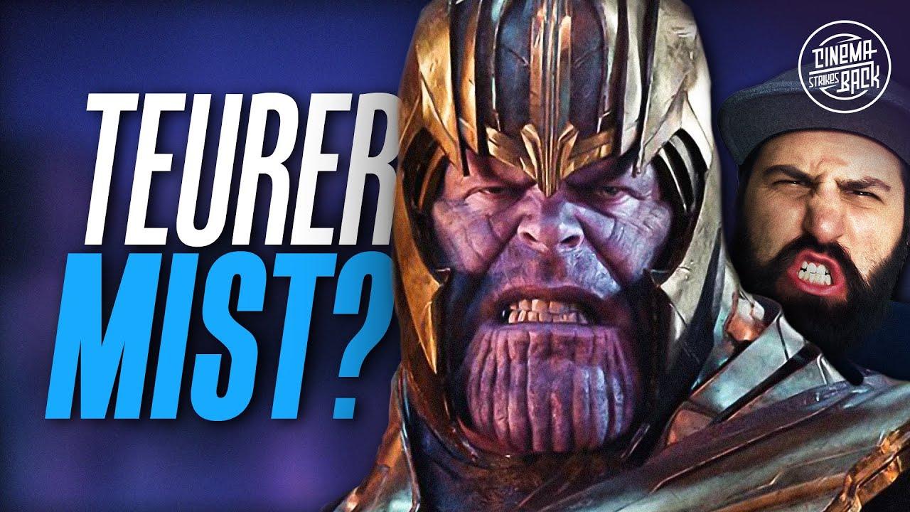 Avengers Endgame Kritik