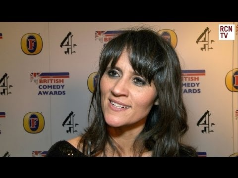Nina Conti Interview  British Comedy Awards 2013