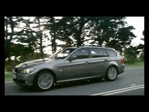 bmw 3 series e91 touring facelift promotional video youtube. Black Bedroom Furniture Sets. Home Design Ideas